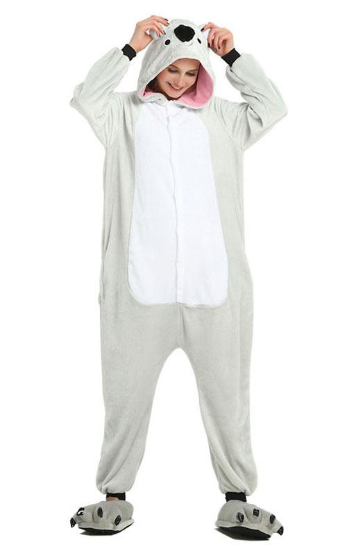 Koala Onesie voor heren, dames, jongens en meisjes
