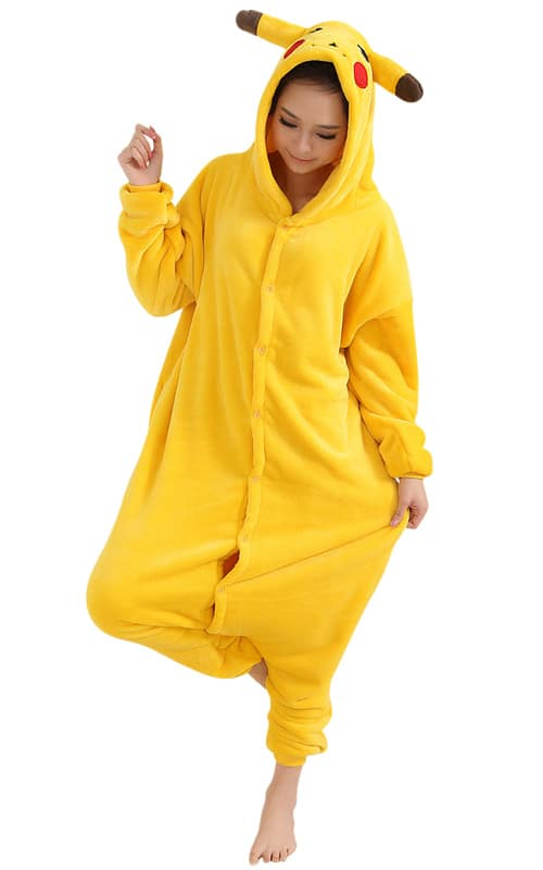 Pikachu Pokemon Onesie  7bcaf62ab