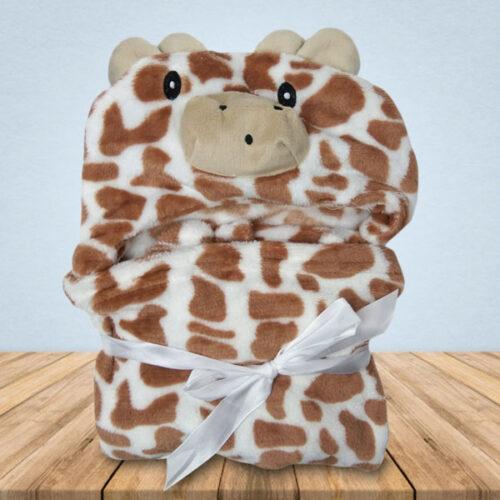 Giraffe Babydeken Comfy Capes