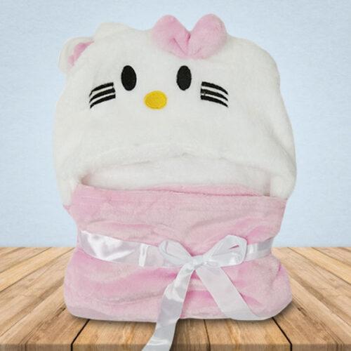 Kat Babydeken Comfy Capes