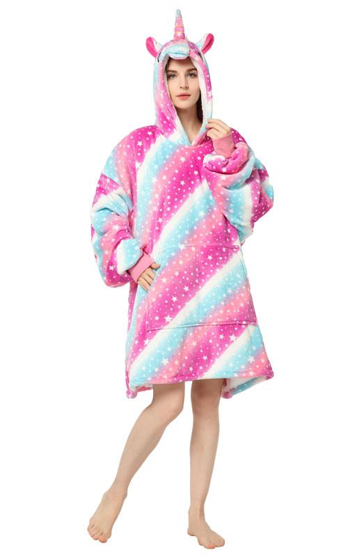 Oversized Chill Hoodie Galaxy - Voor dames, heren en kinderen